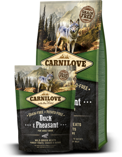 Carnilove    Adult   Duck & Pheasant